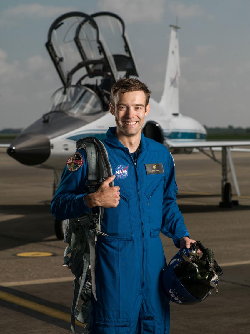 Robb Kulin has been selected by NASA to join the 2017 Astronaut Candidate Class