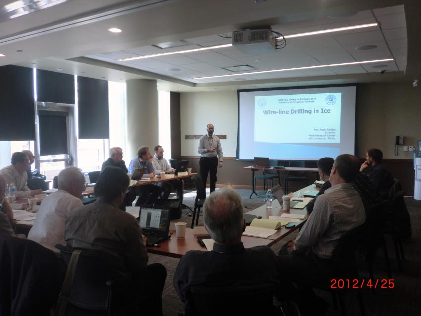 Technical Advisory Board meeting in Madison, WI