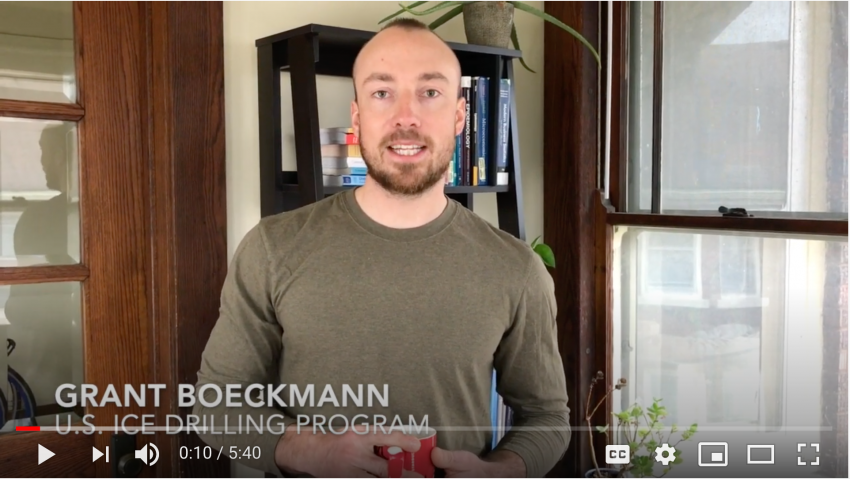 IDP Engineer Grant Boeckmann introduces the Engineering Challenge: Designing a Portable Drilling Rig activity in the teacher video